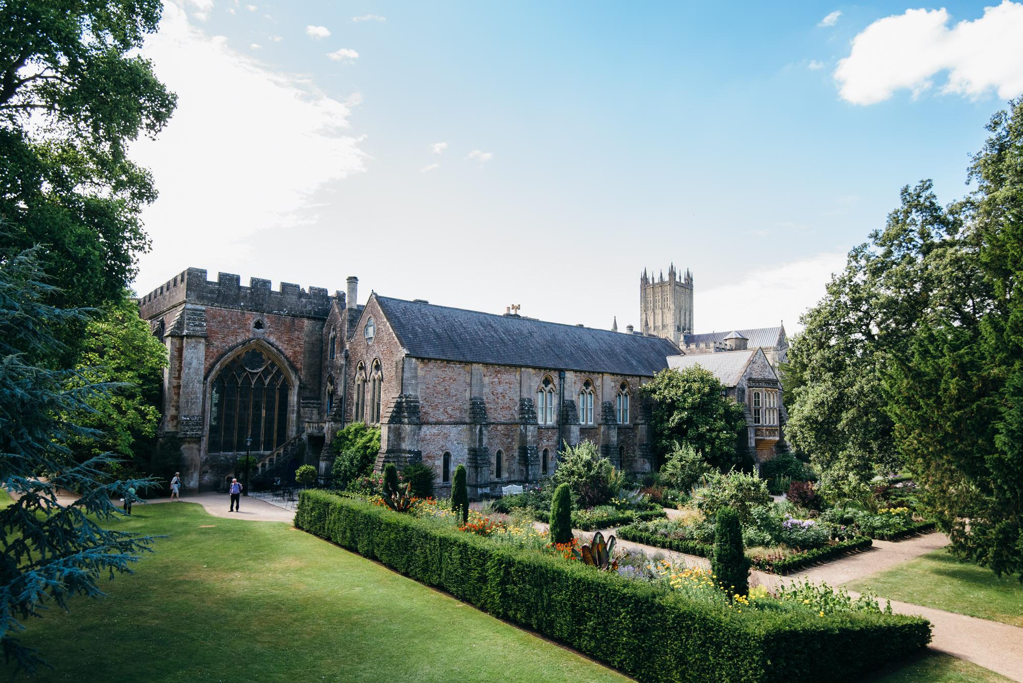 The Bishops palace Somerset