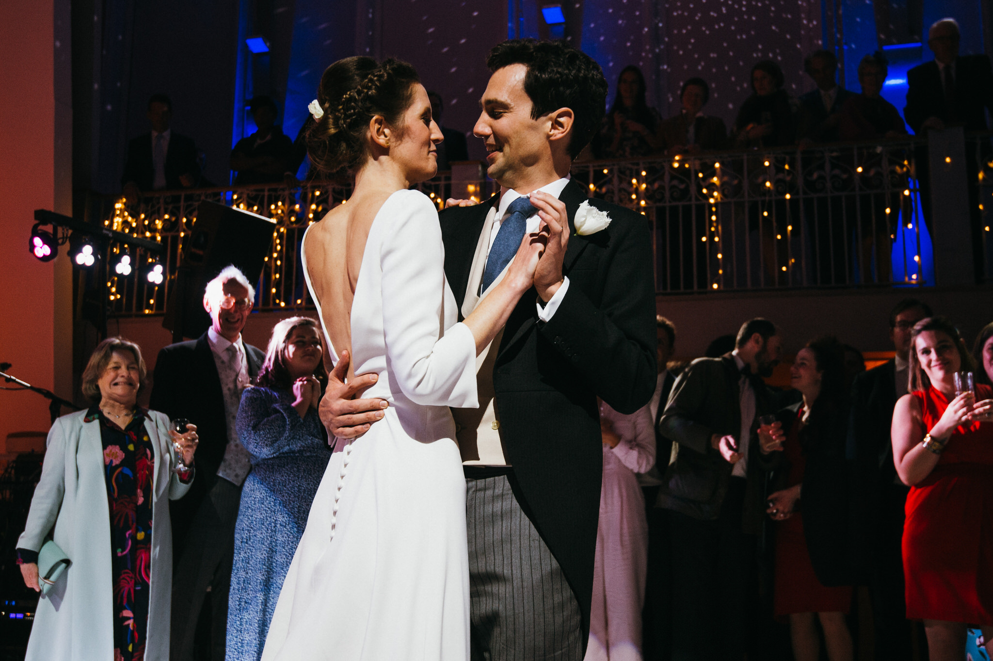 Sunbeam studios wedding first dance