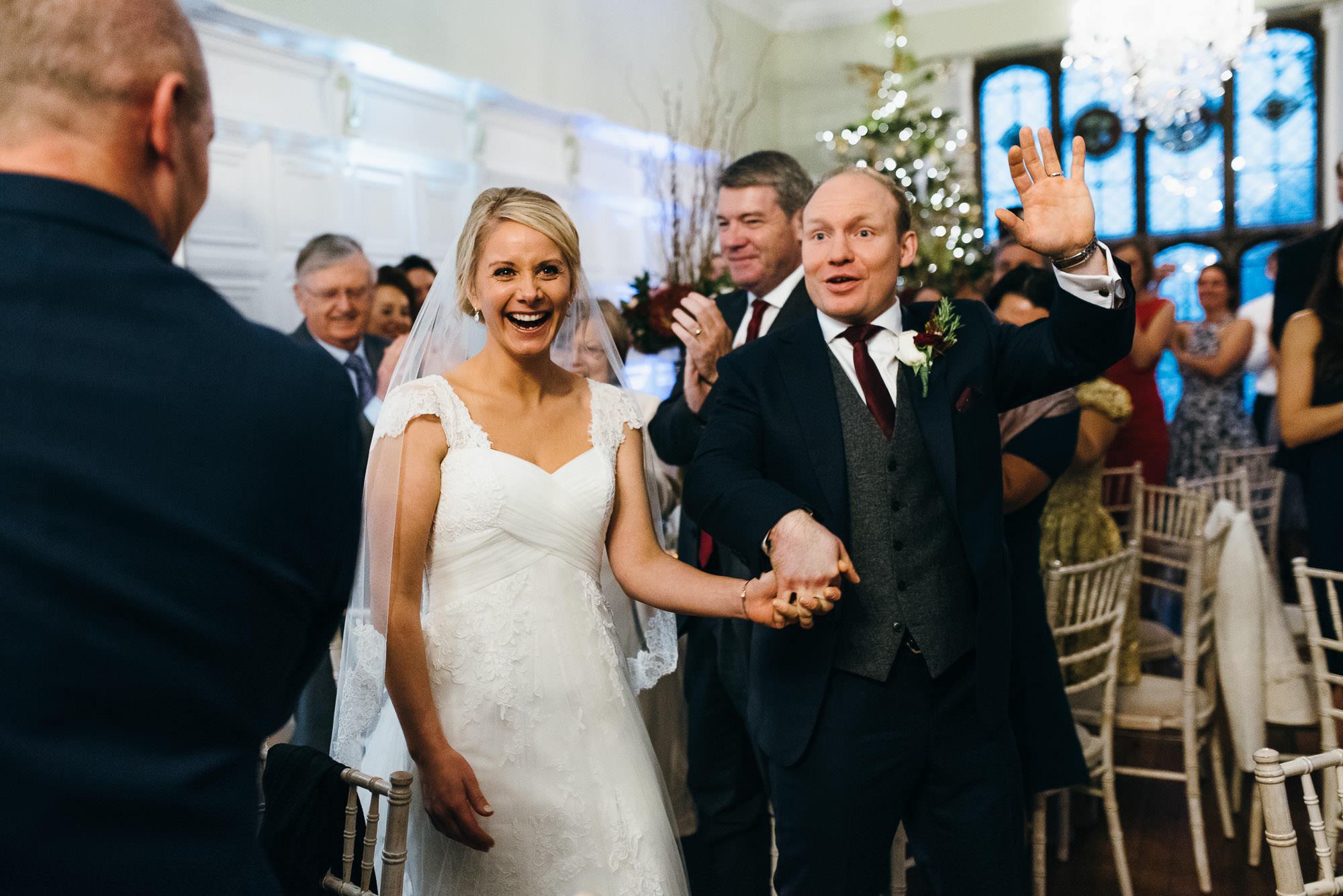 Hengrave hall weddings