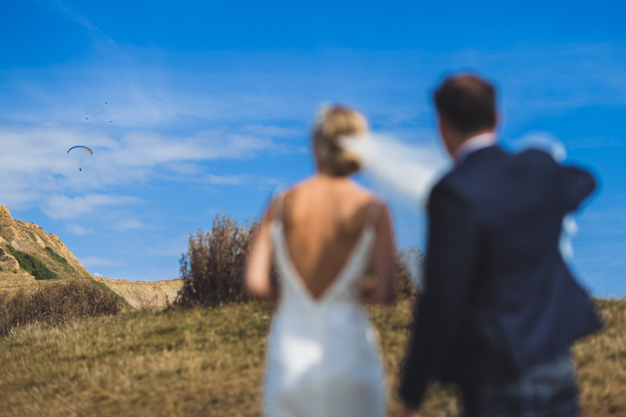Dorset marquee wedding by the sea simon biffen photography 33