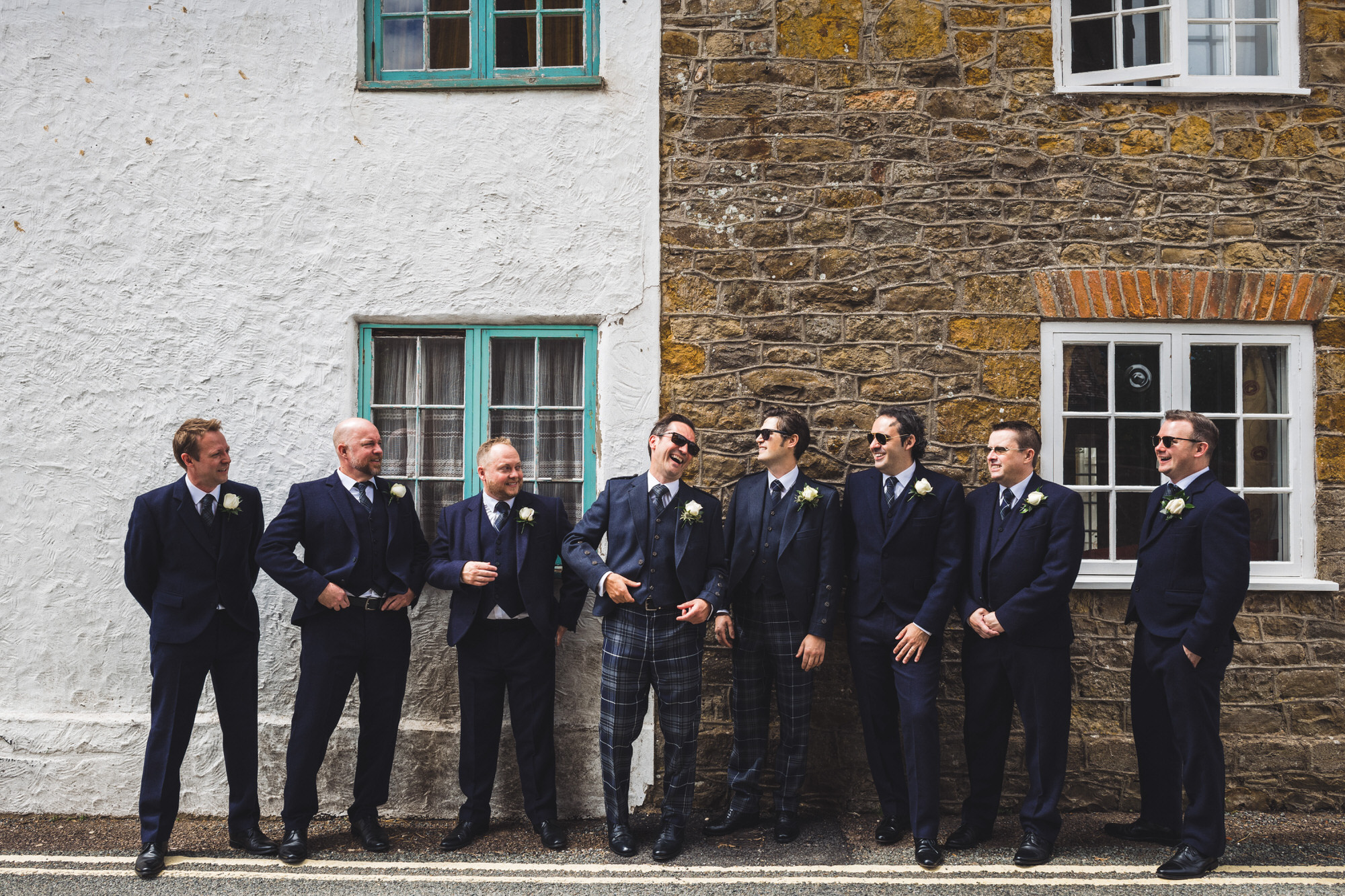 Dorset marquee wedding by the sea simon biffen photography 4