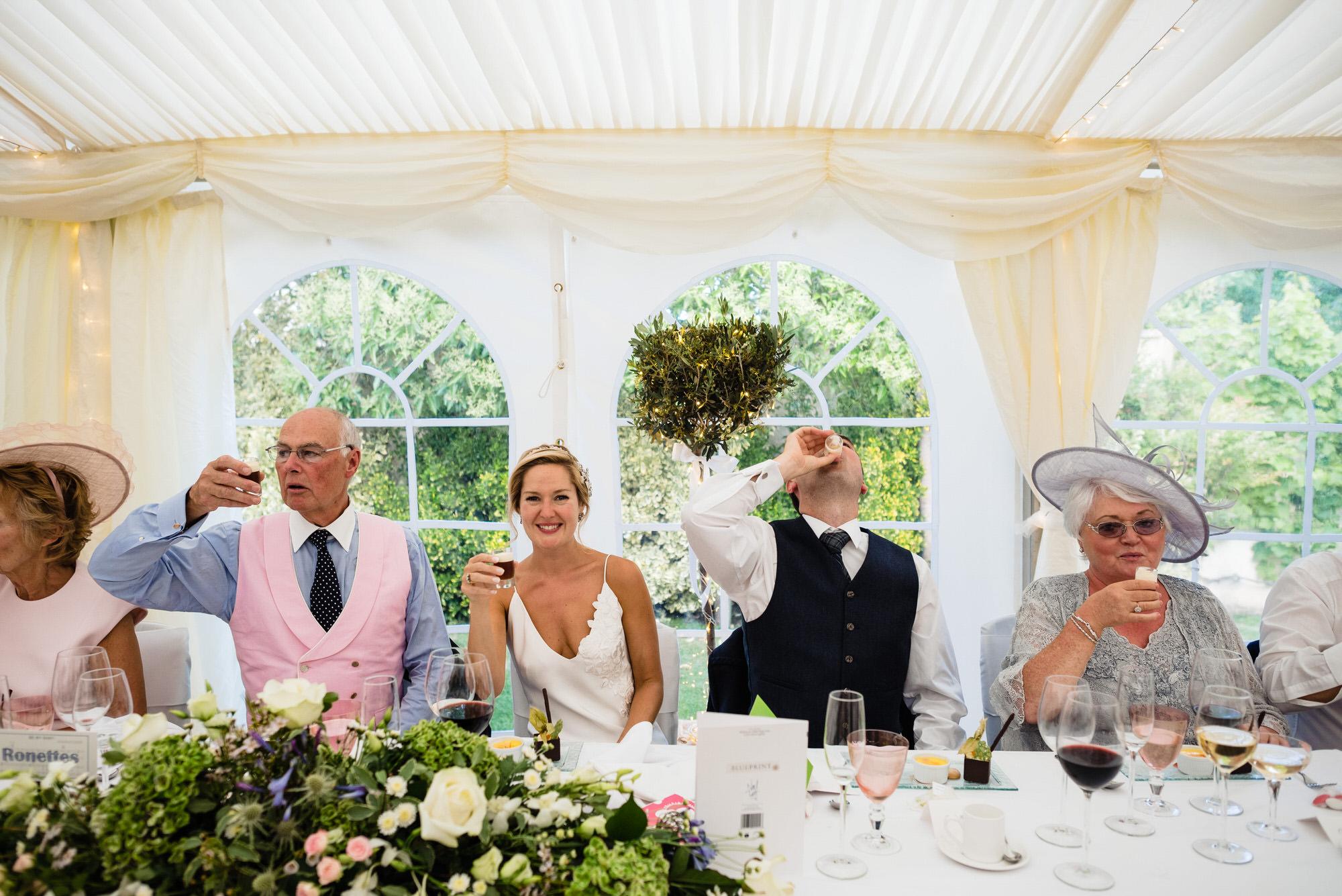 Dorset marquee wedding by the sea simon biffen photography 41
