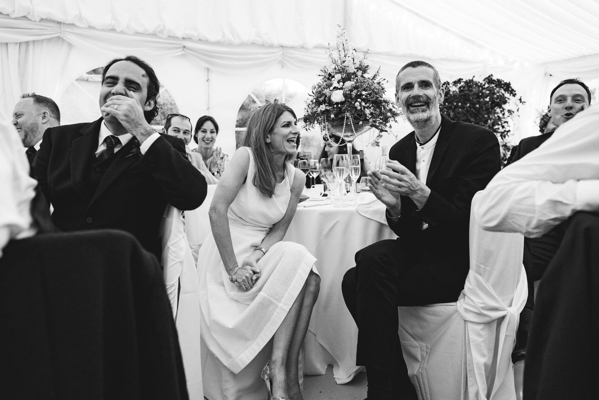 Dorset marquee wedding by the sea simon biffen photography 45