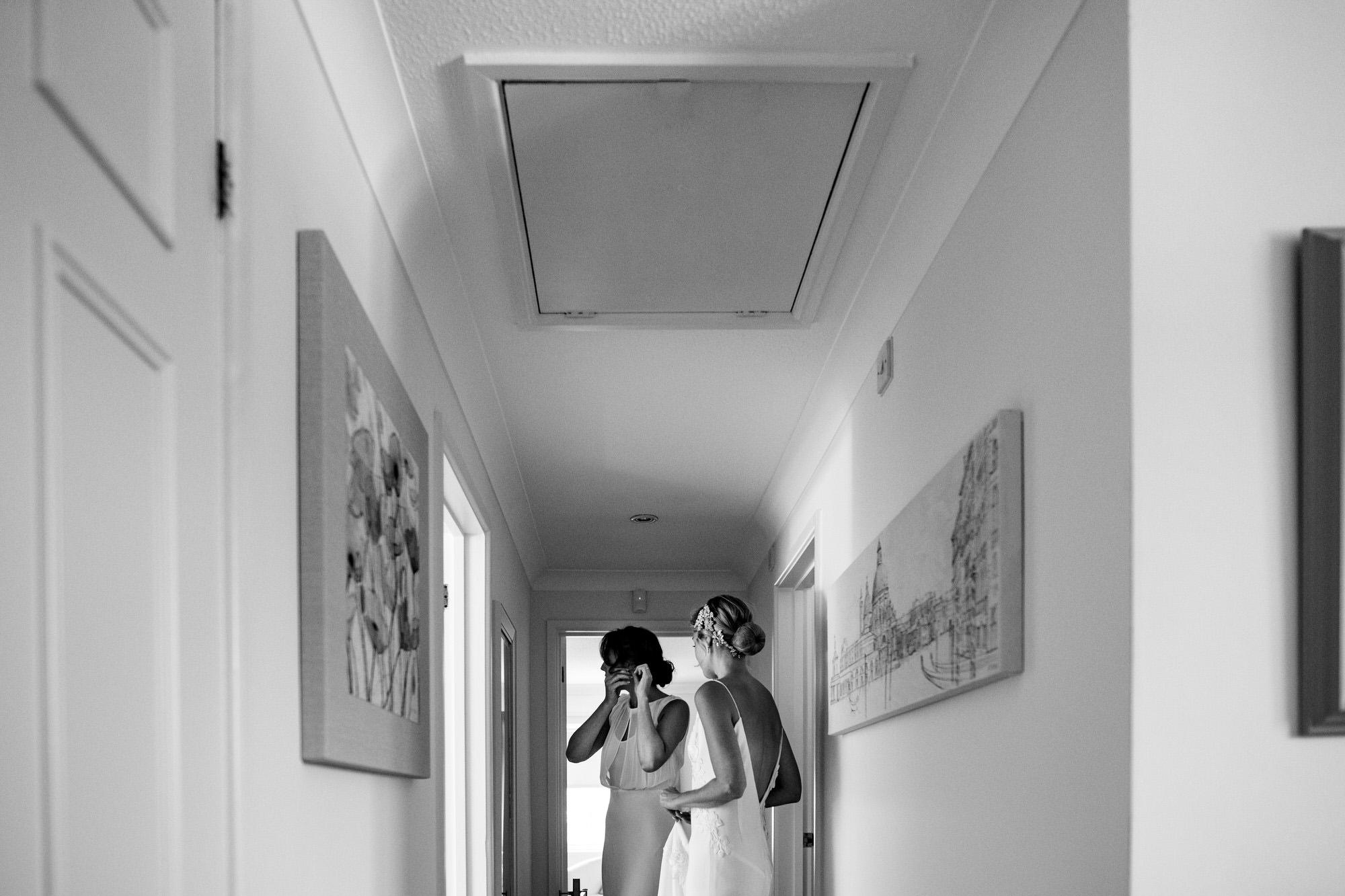 Dorset marquee wedding by the sea simon biffen photography 5