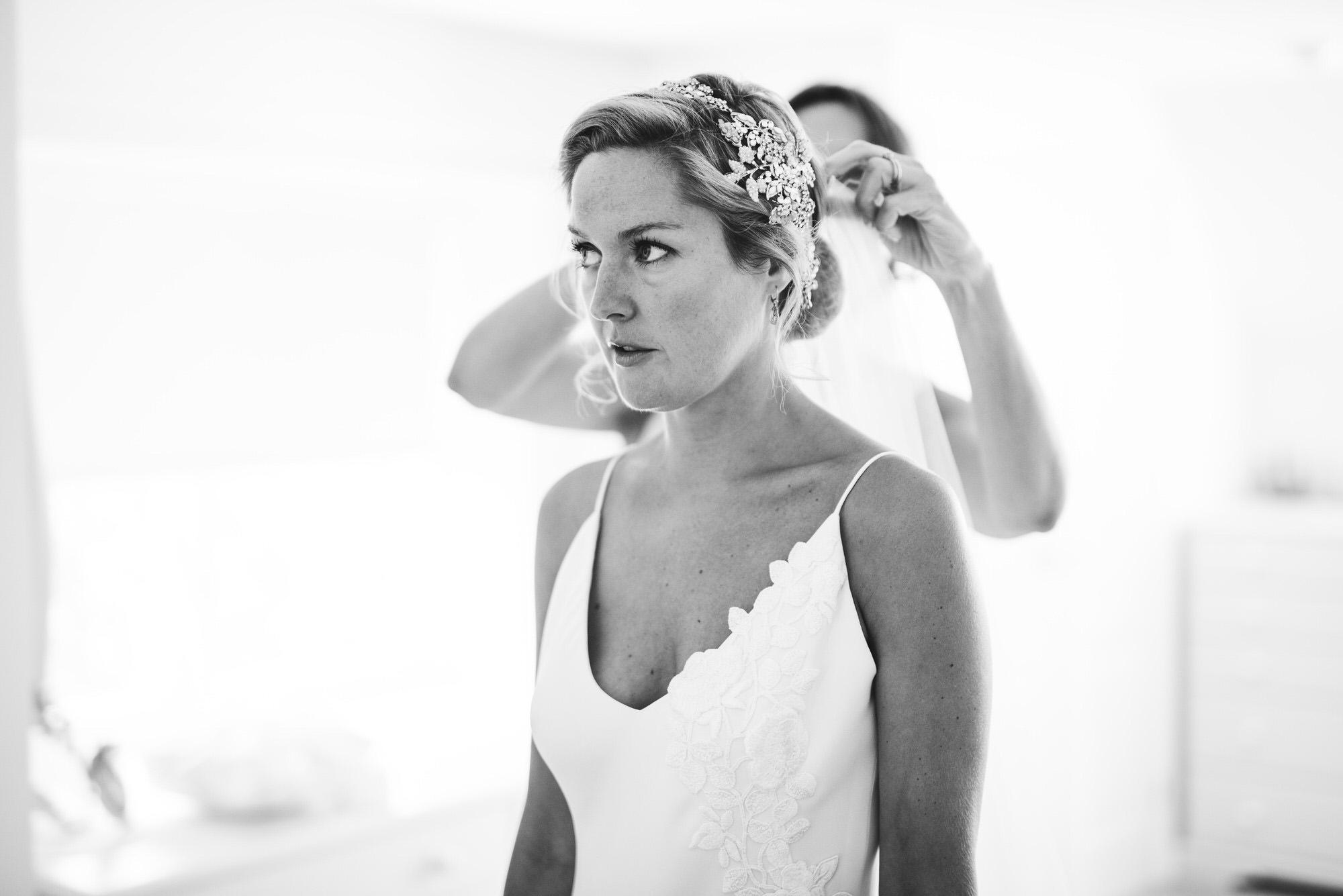 Dorset marquee wedding by the sea simon biffen photography 6