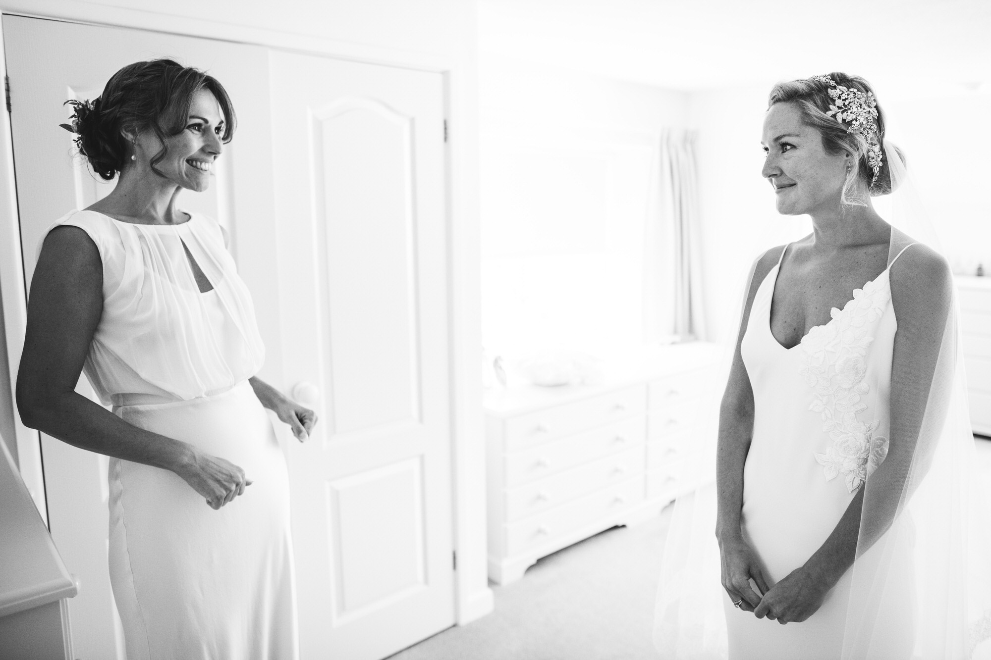 Dorset marquee wedding by the sea simon biffen photography 7