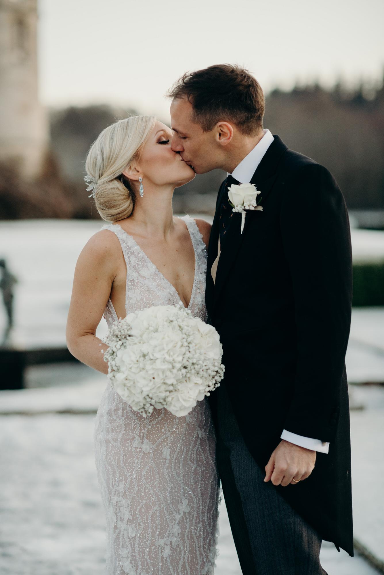 Lee Grebenau wedding dress