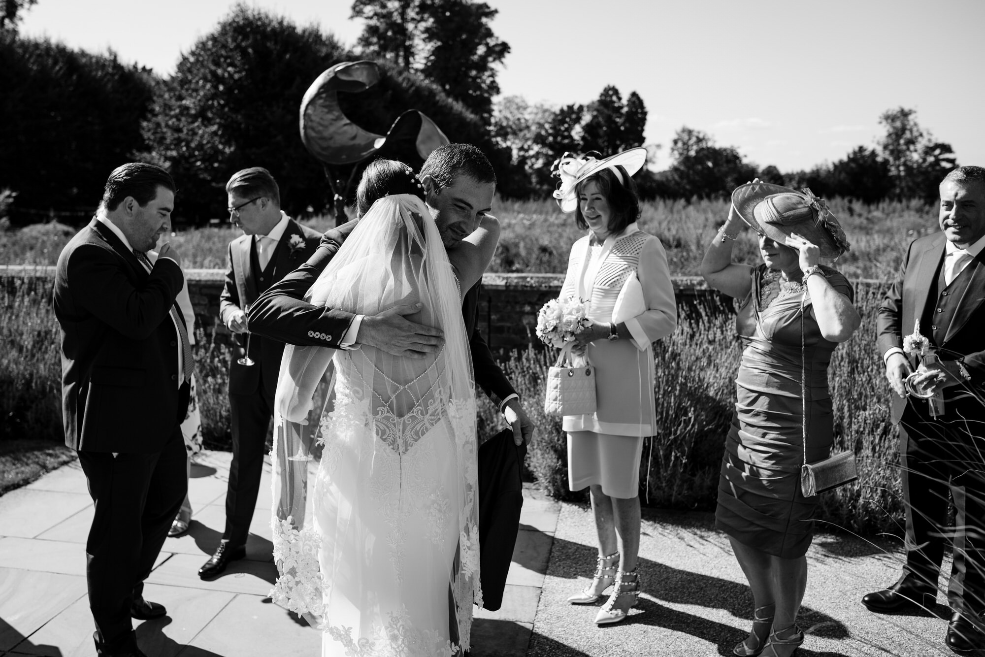 Coworth park Berkshire wedding photographer