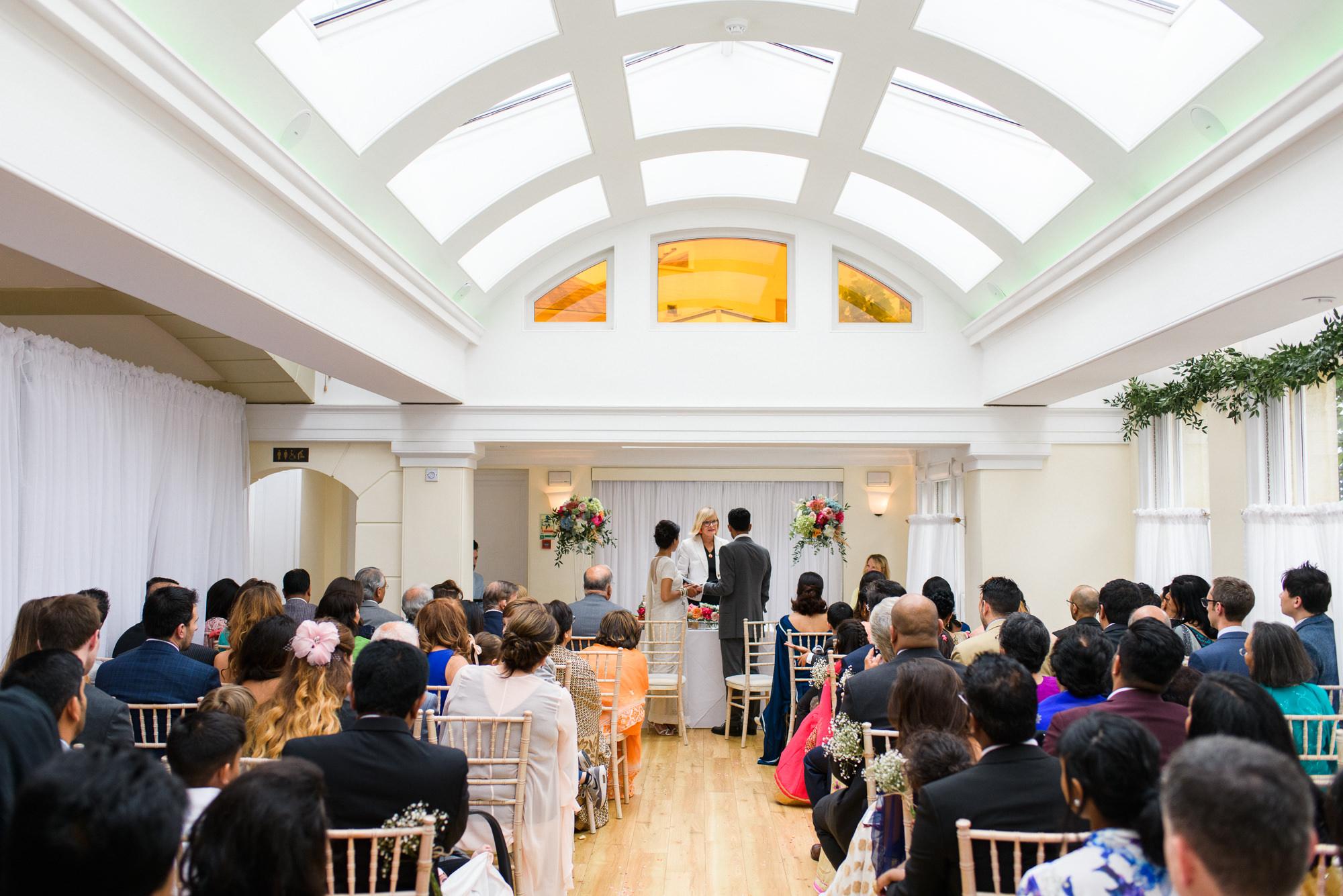 Pembroke lodge wedding photography