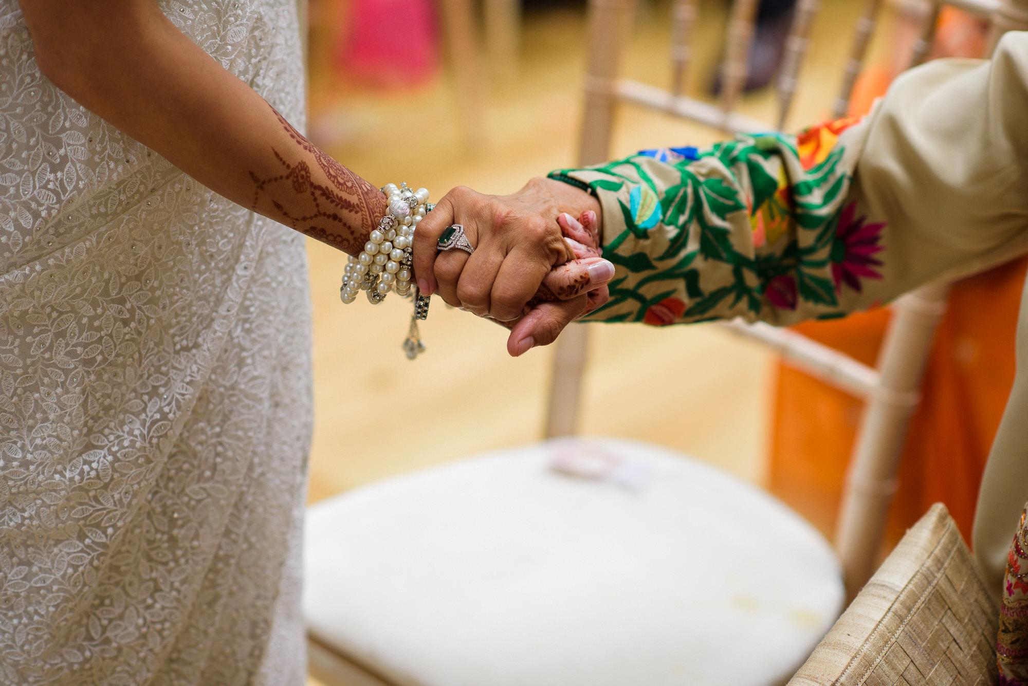 Indian wedding photography Pembroke lodge