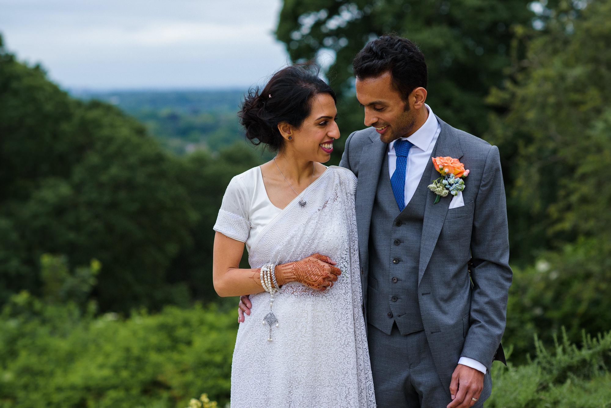 Best Pembroke lodge wedding photographer