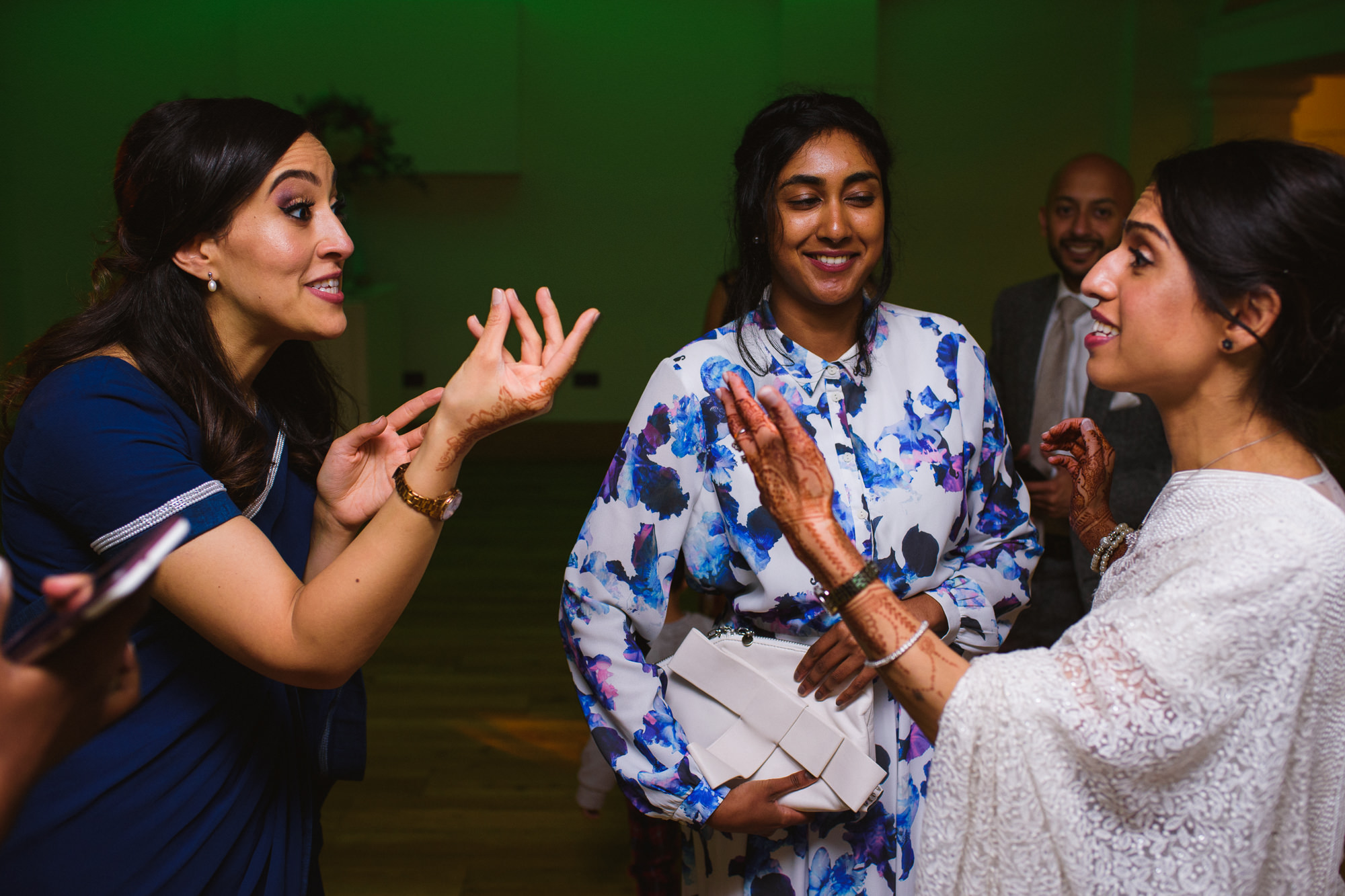 Pembroke lodge wedding dancing