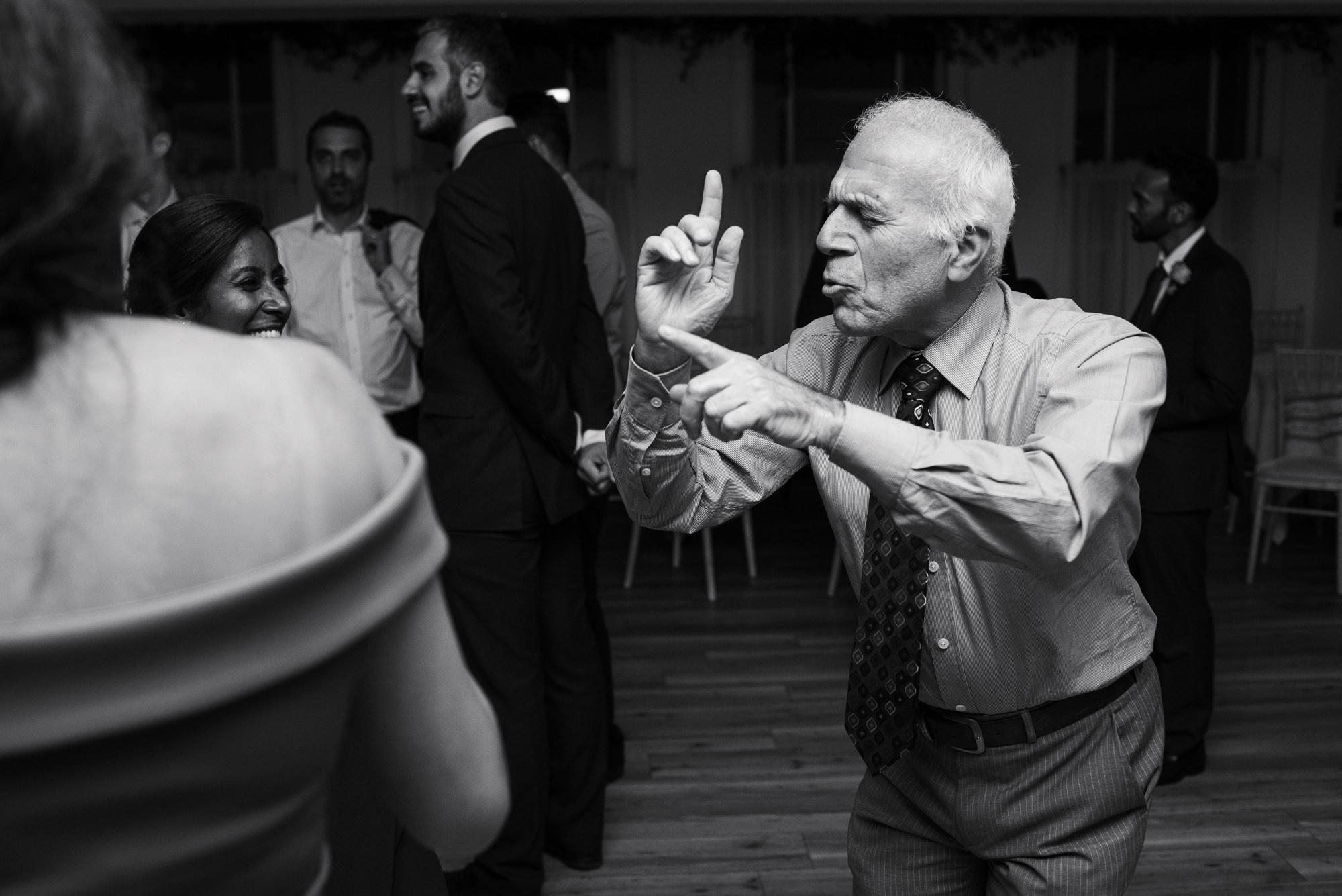 Pembroke lodge dancing