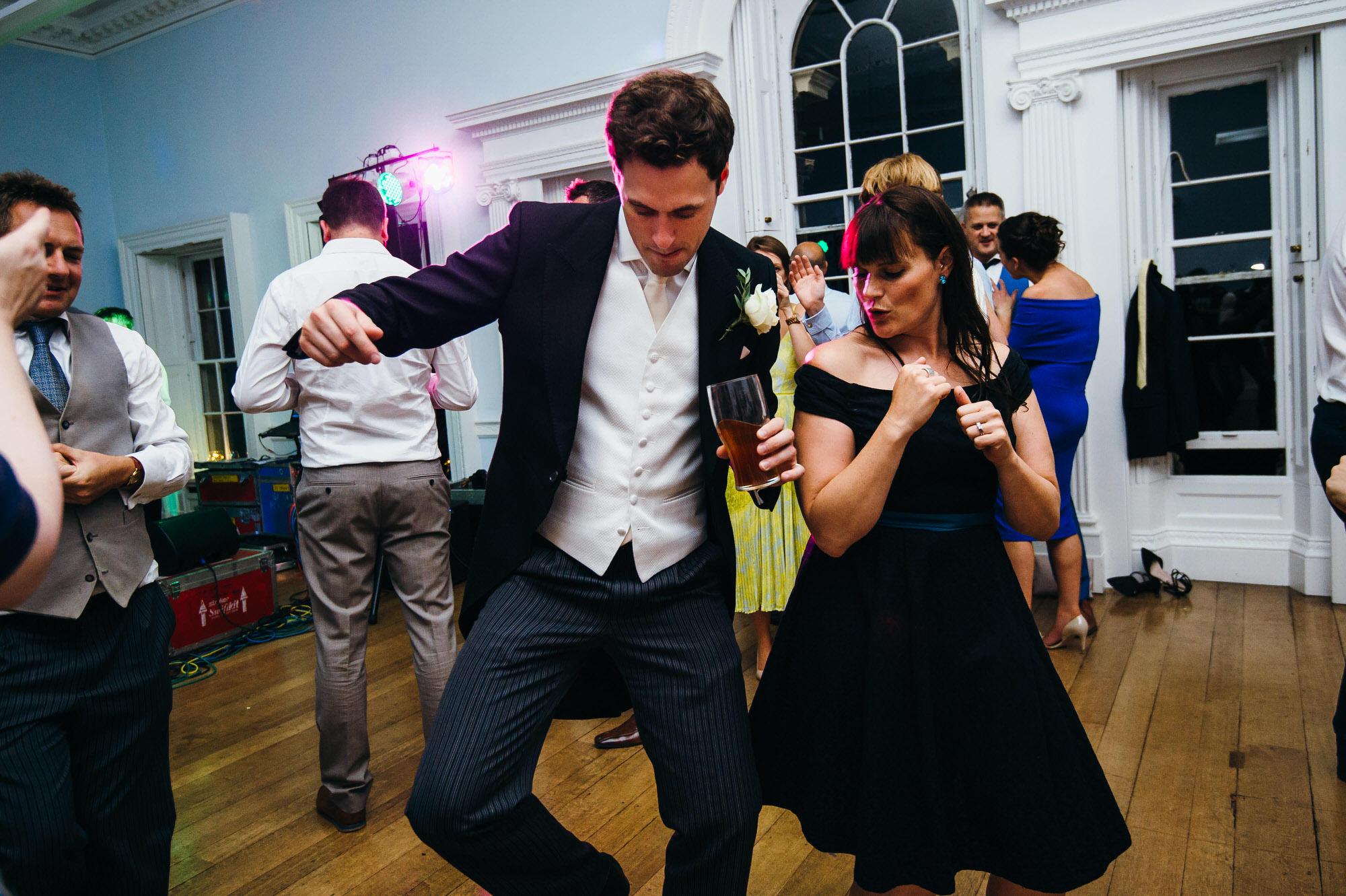 Kingswood school wedding dancing