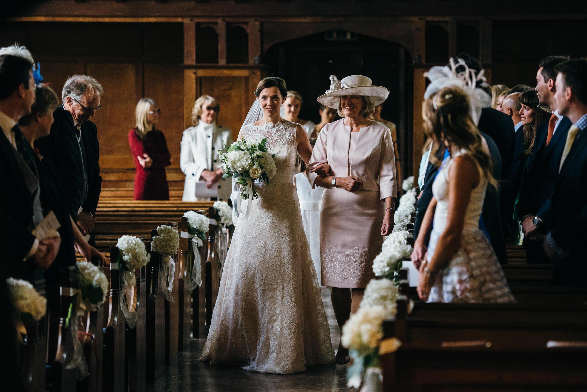 Kingswood school chapel wedding