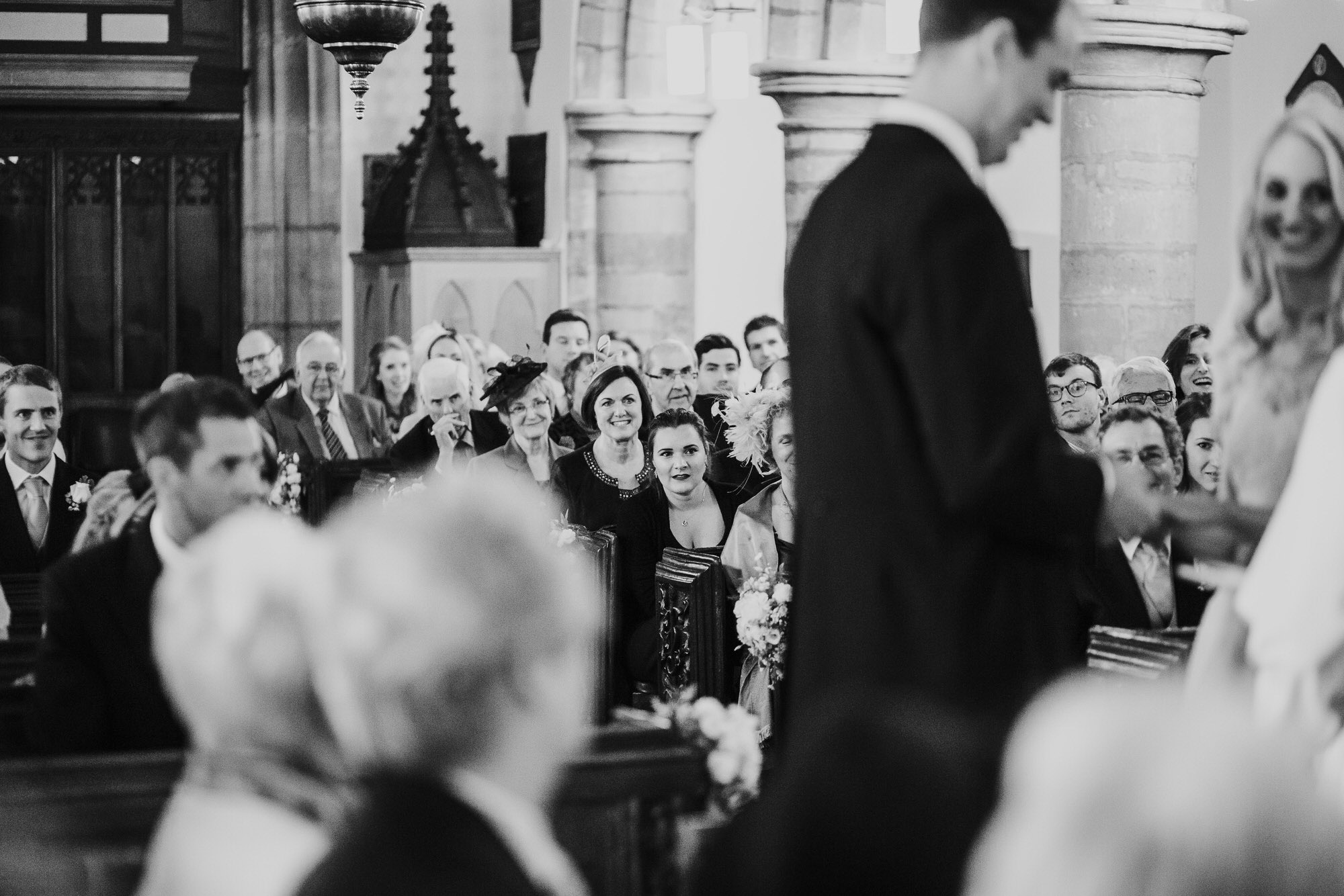 Kingston St Mary Church wedding photographer