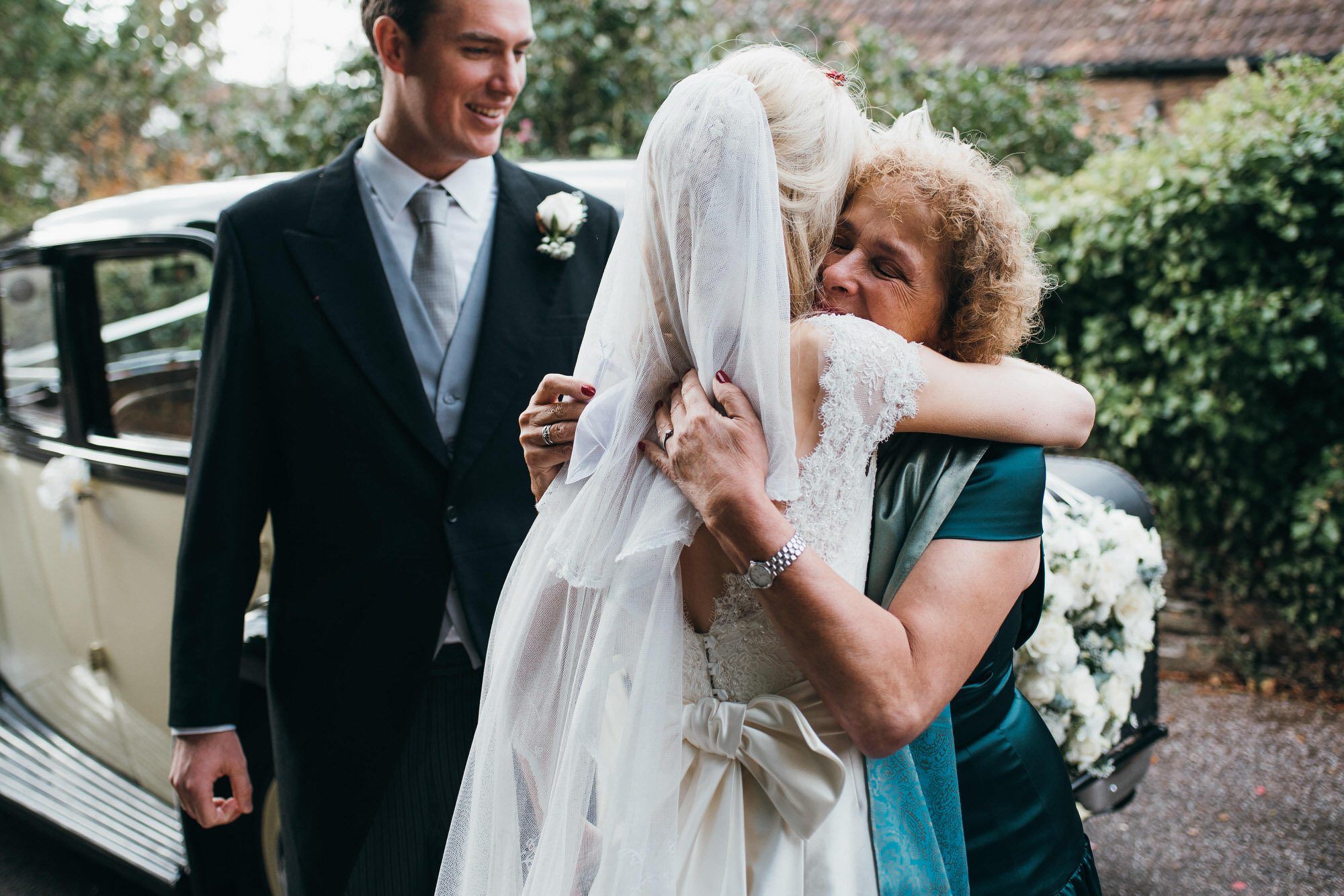 Crowcombe court wedding reception