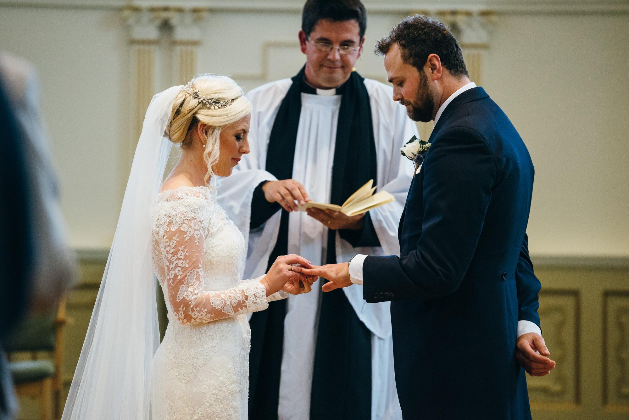 St Swithins wedding photographer