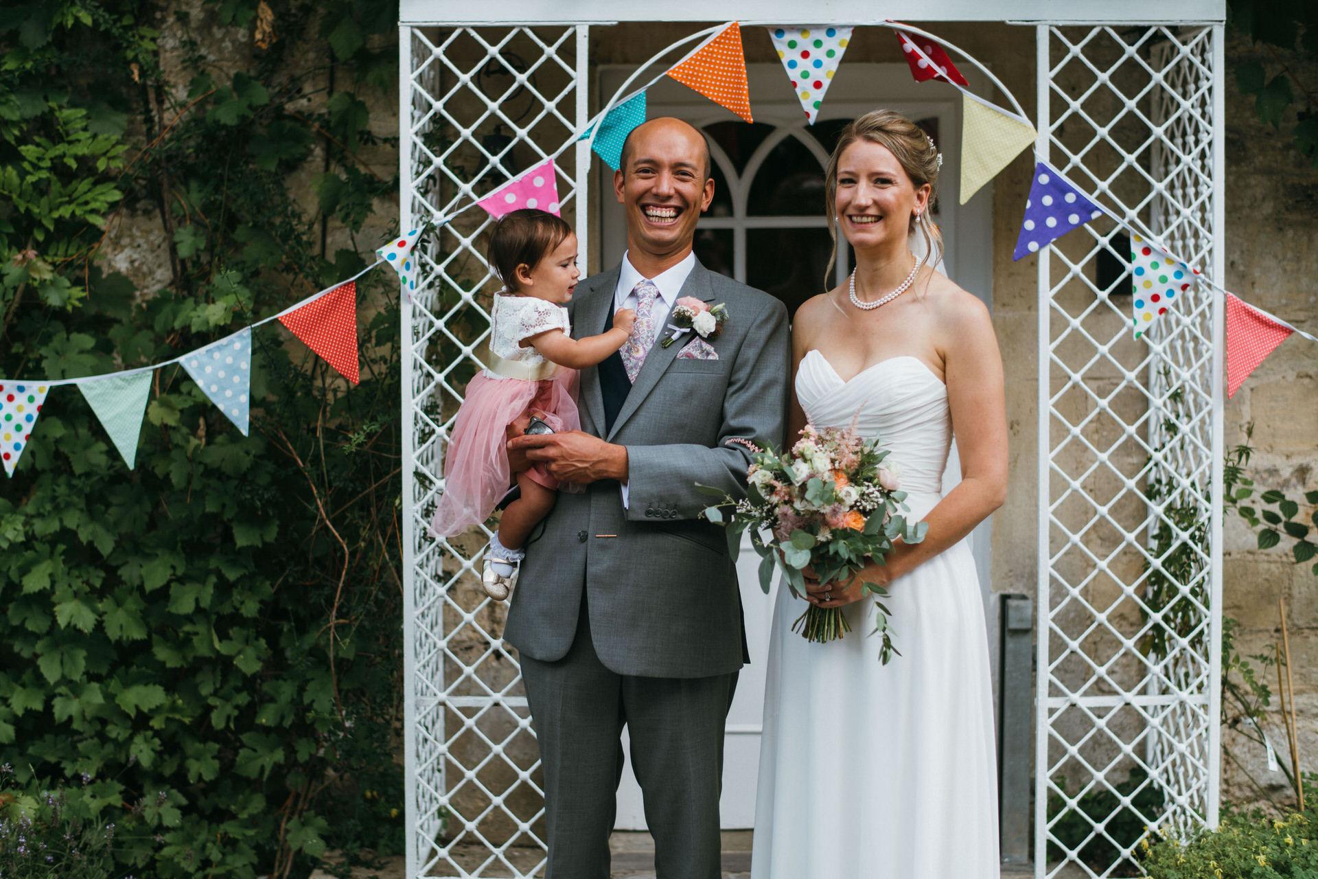 Midford Mill wedding