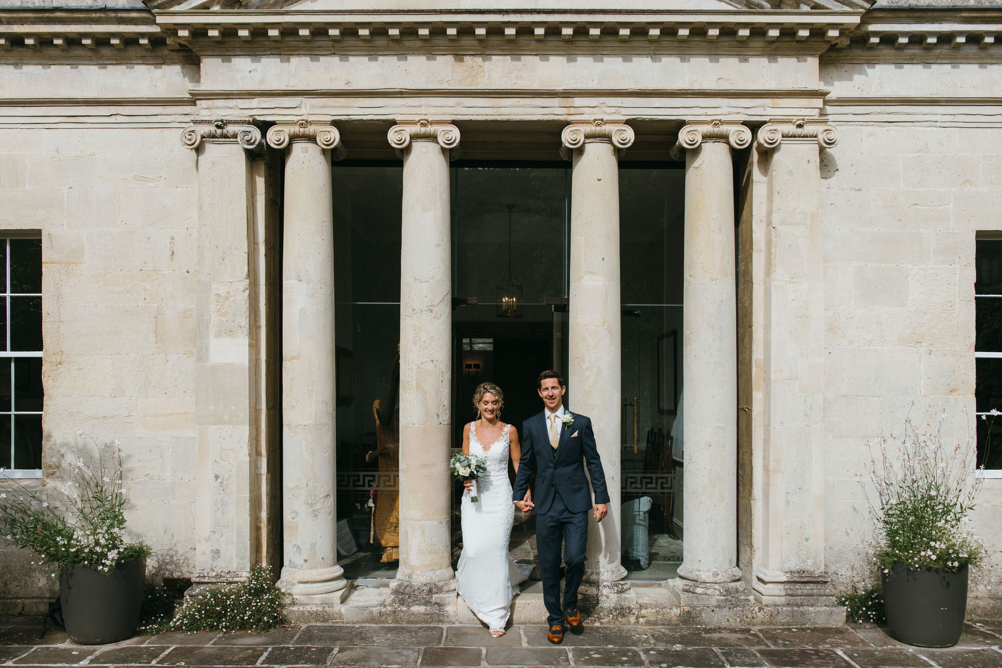 Royal crescent wedding