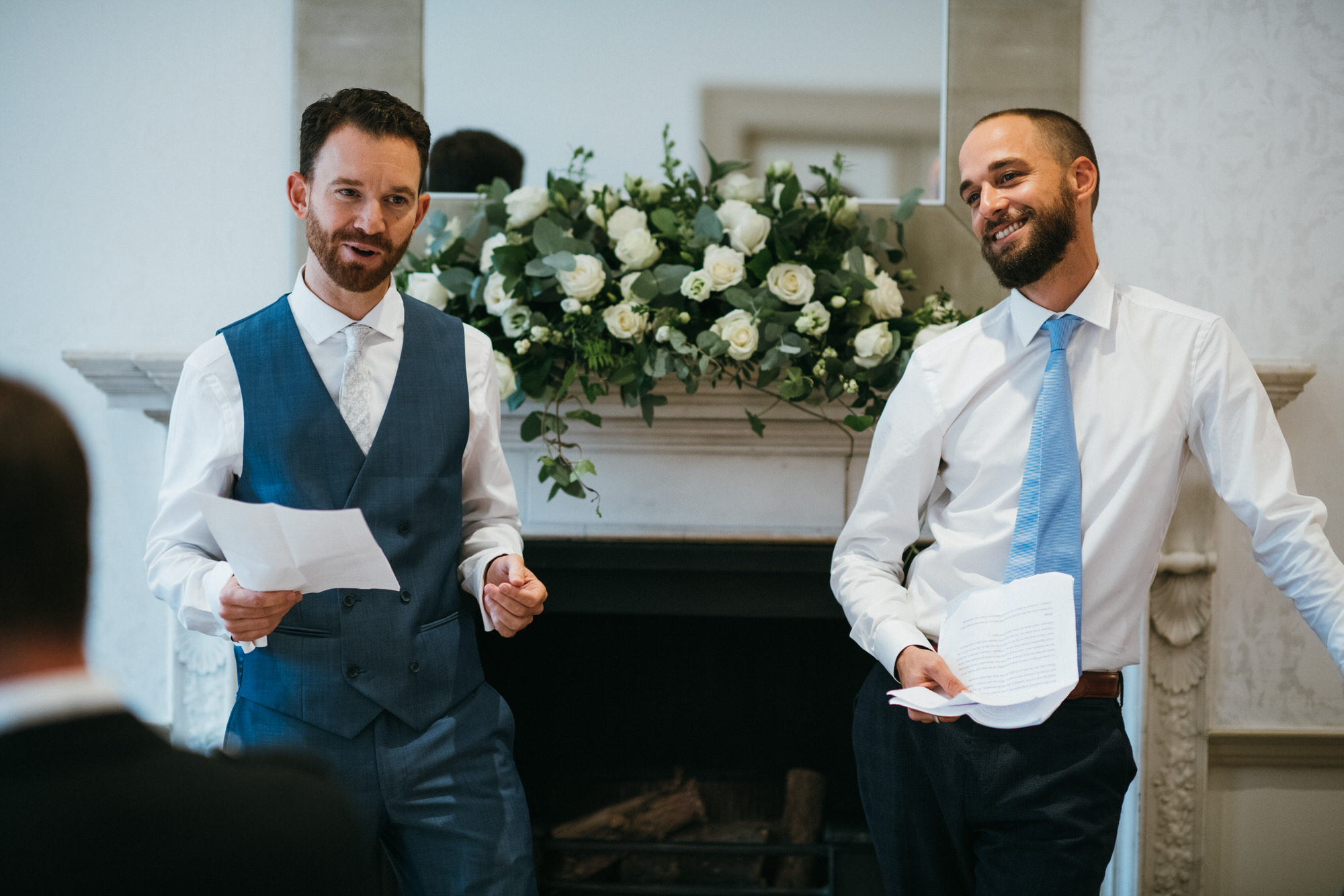 Royal crescent wedding speechs