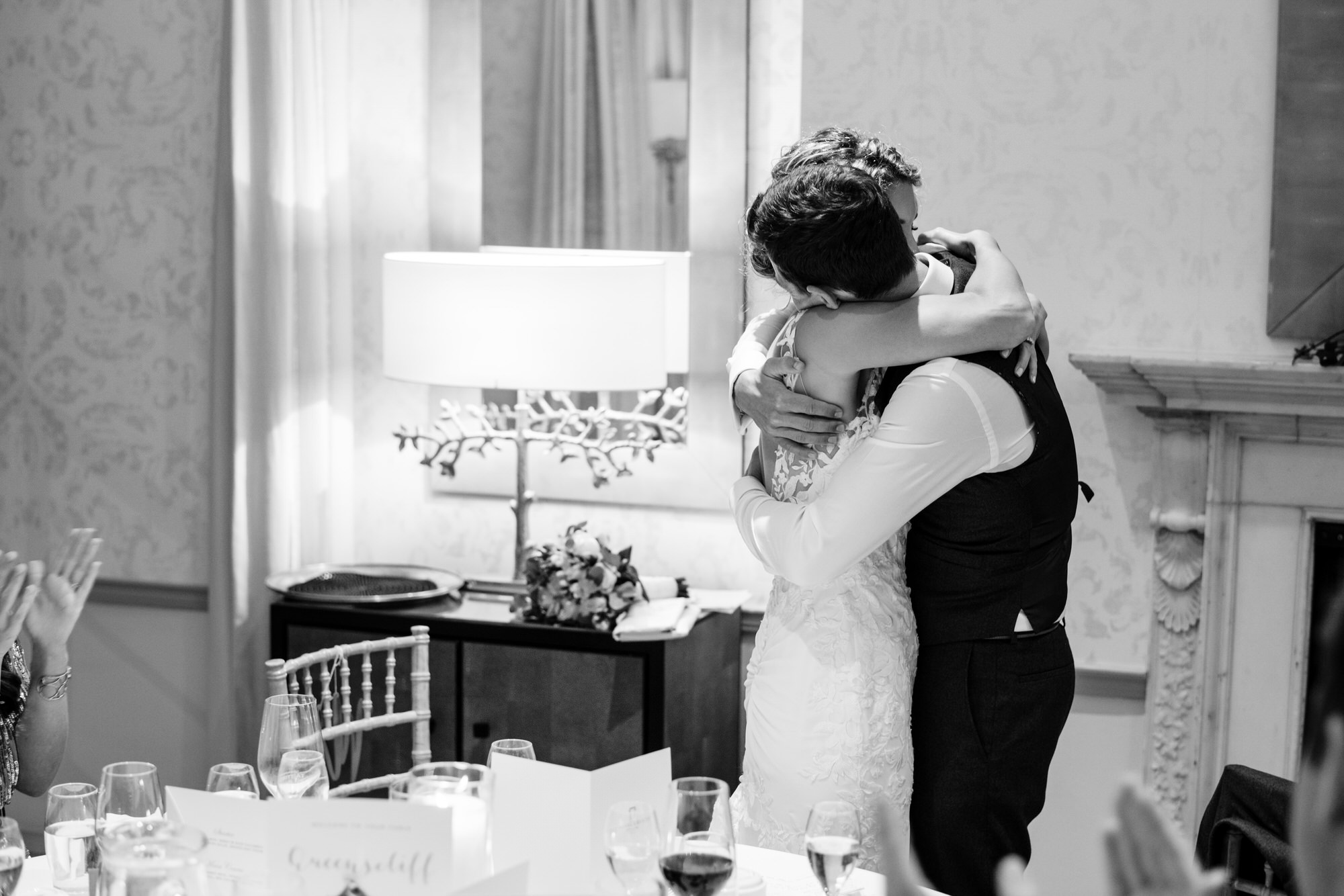 Royal crescent wedding groom speech