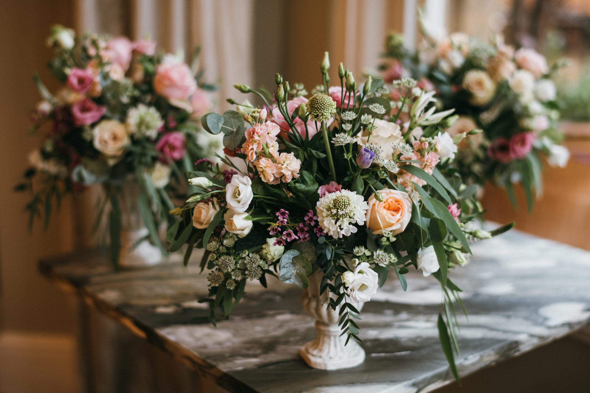 Homewood wedding flowers