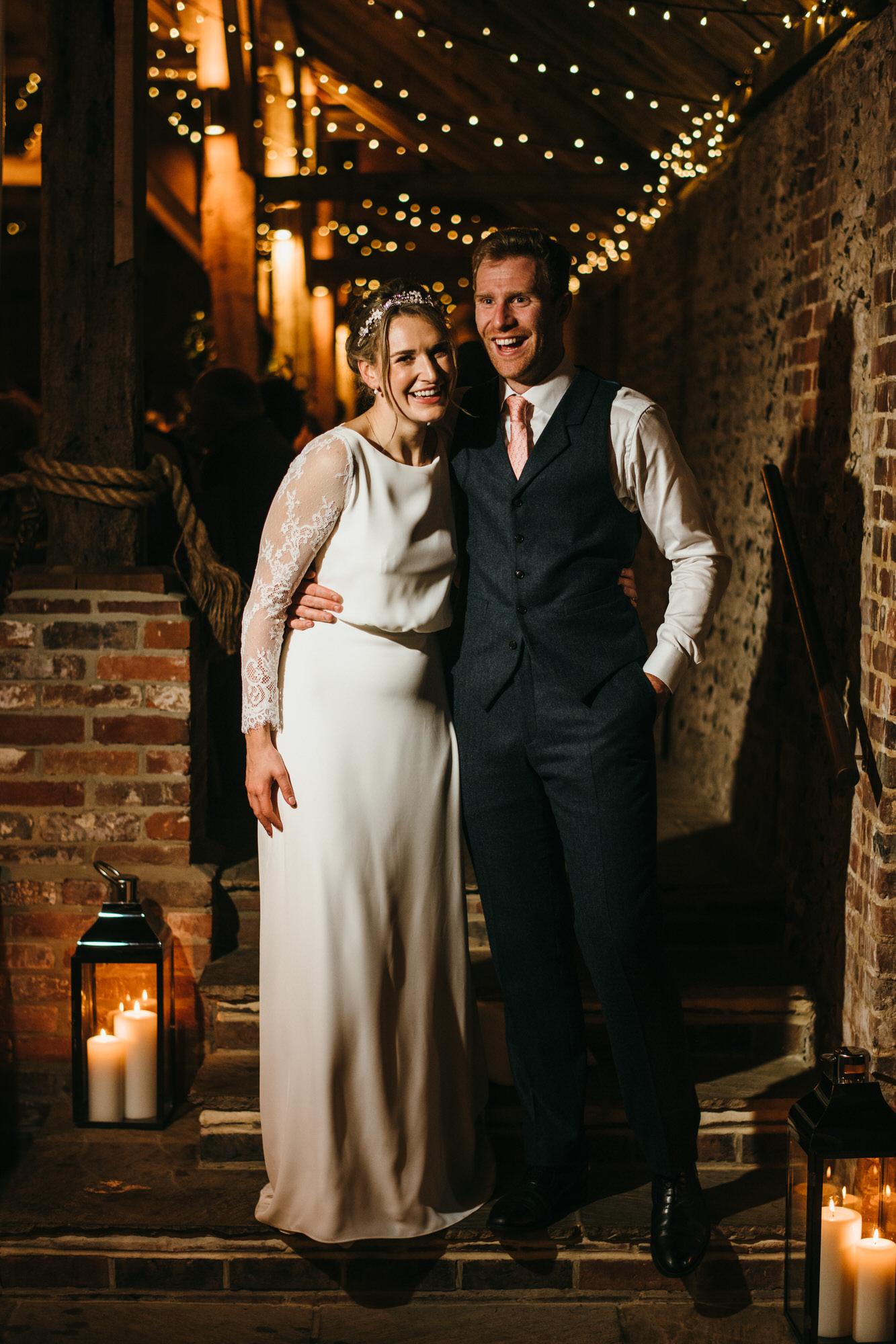 Long barn wedding photographer 44