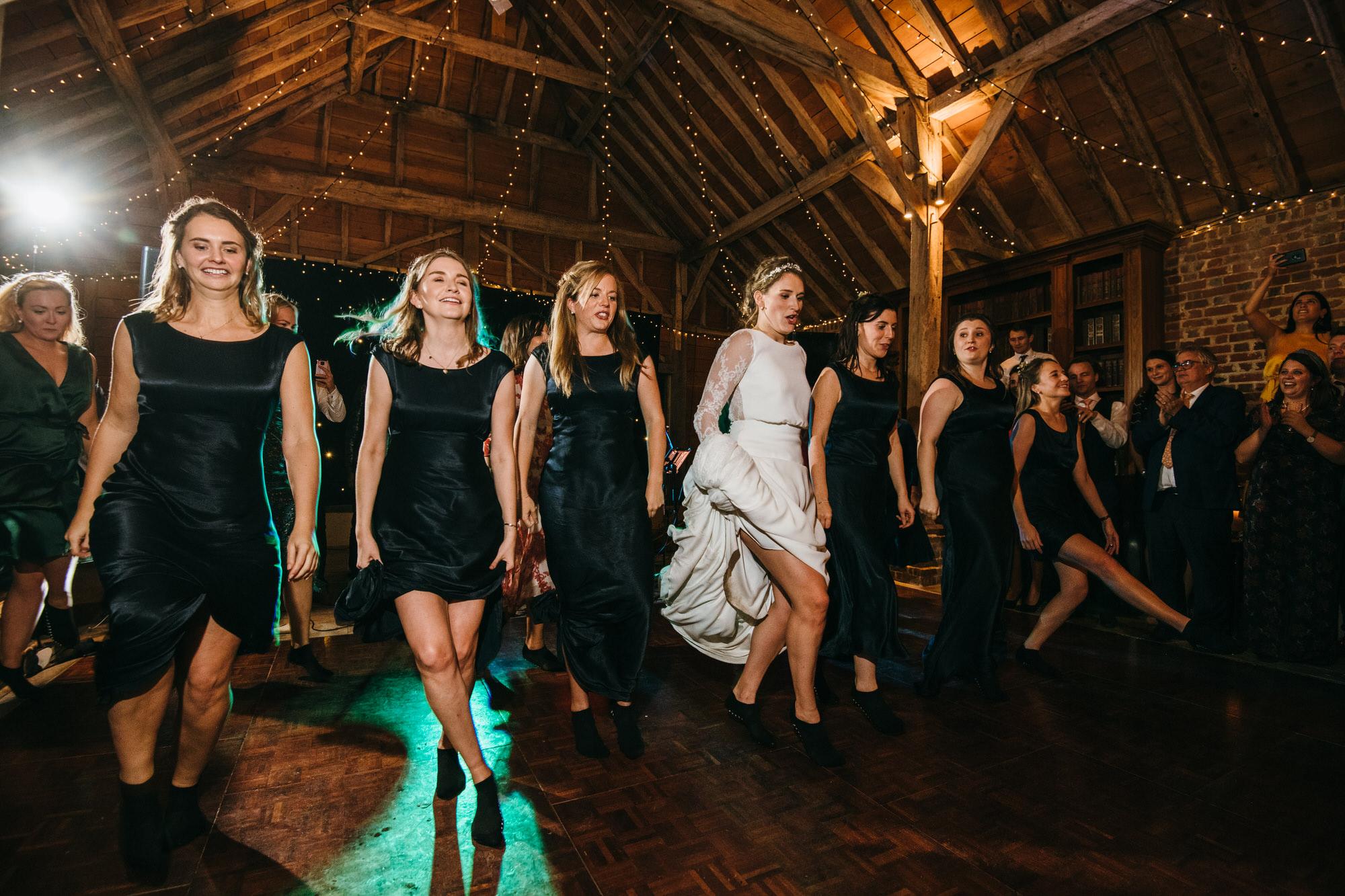 Long barn wedding photographer 64