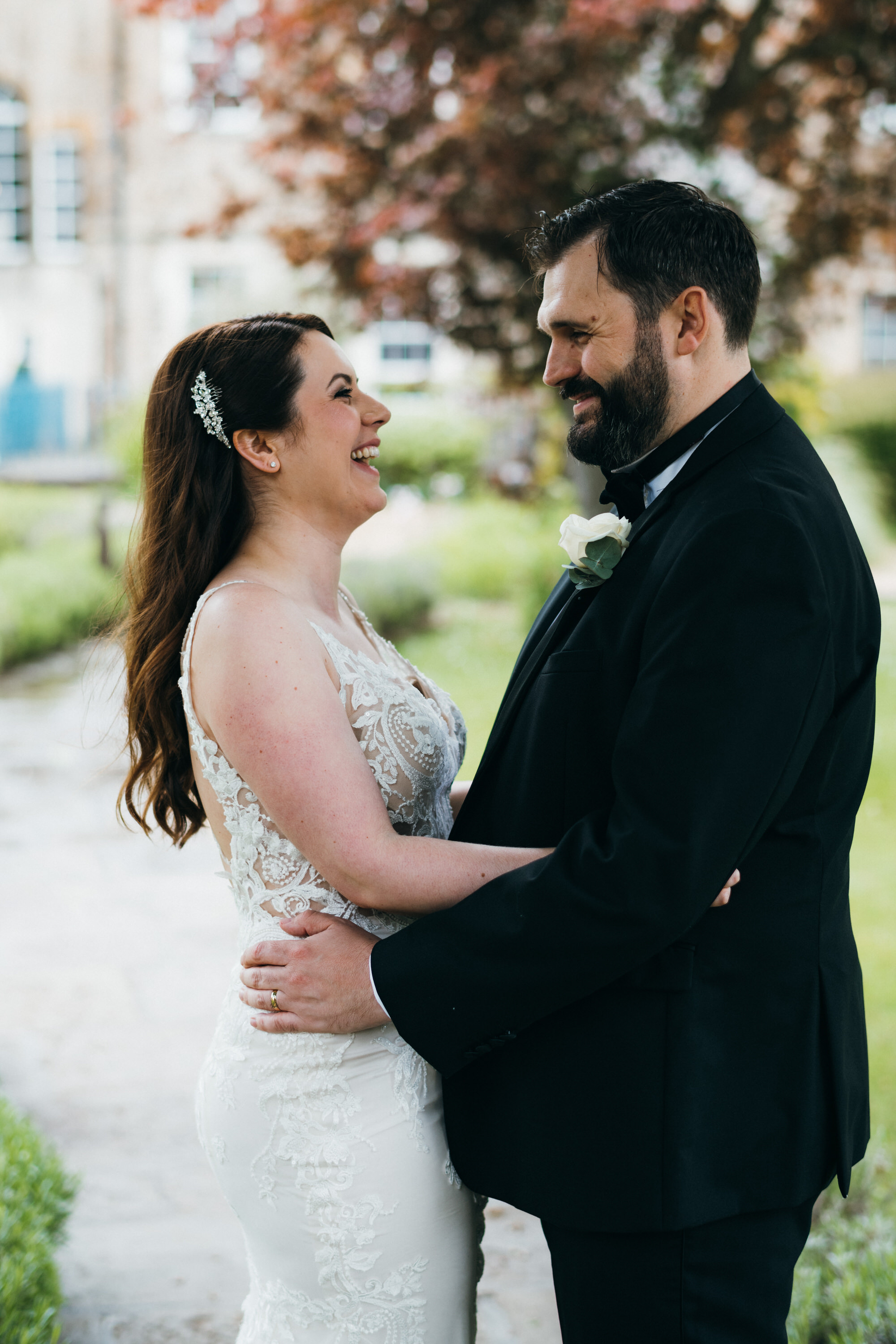 Black tie intimate wedding royal crescent 28