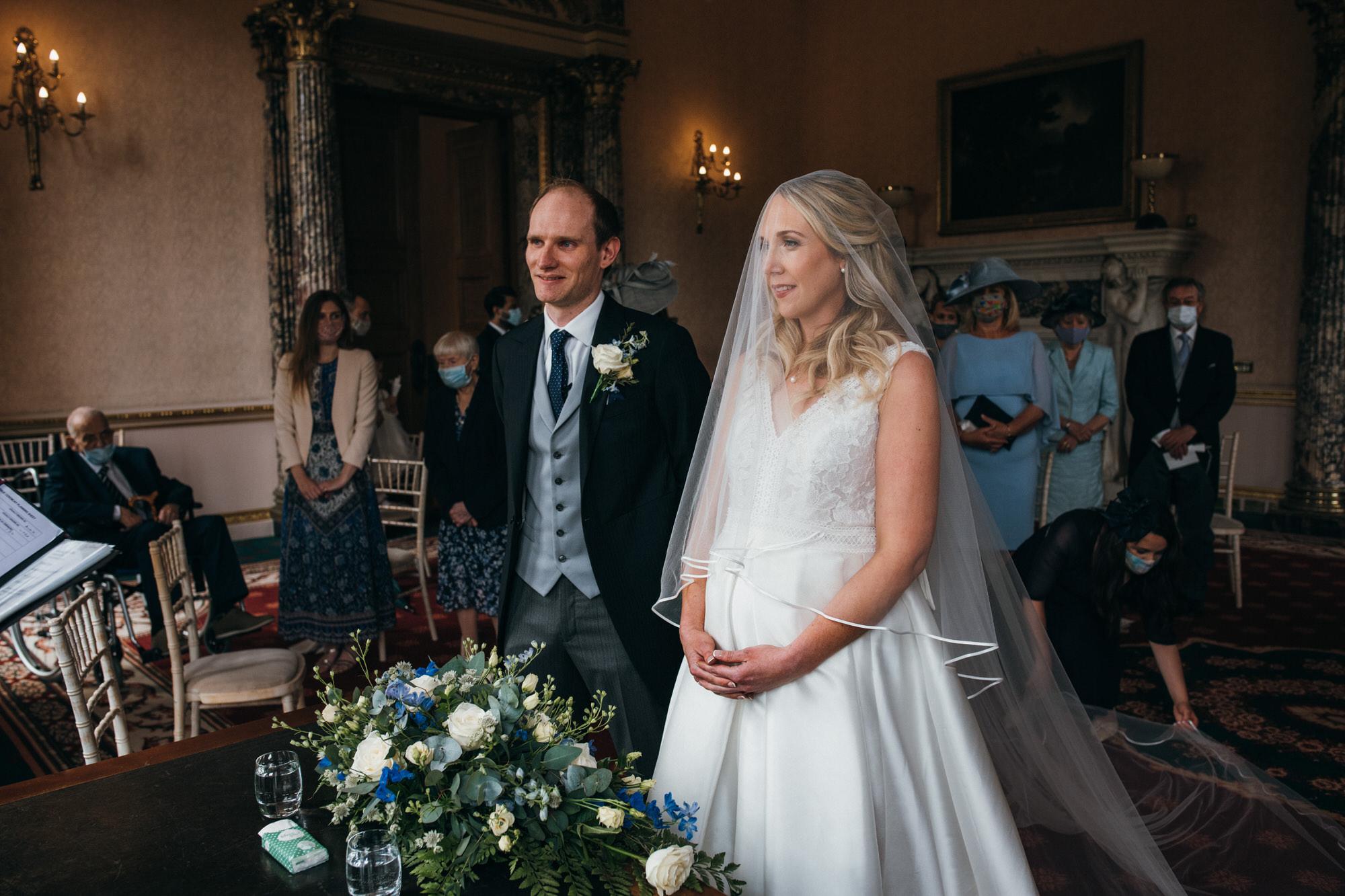 Ashridge house wedding photographer 16
