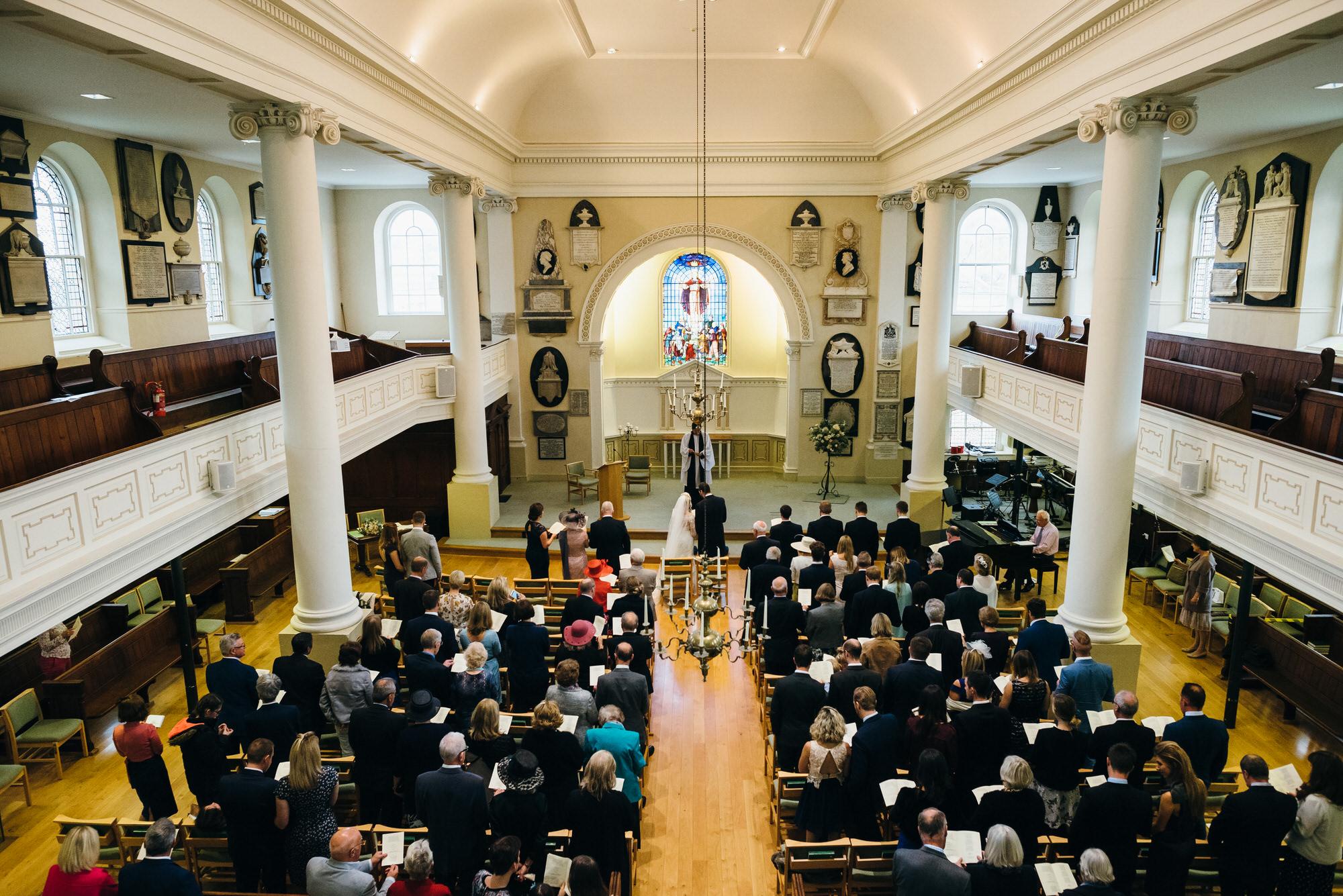 Bath church wedding photographer